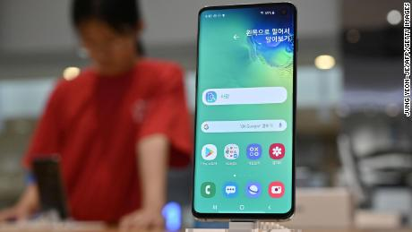 Android 10 beta rolls out to some Samsung Galaxy phones