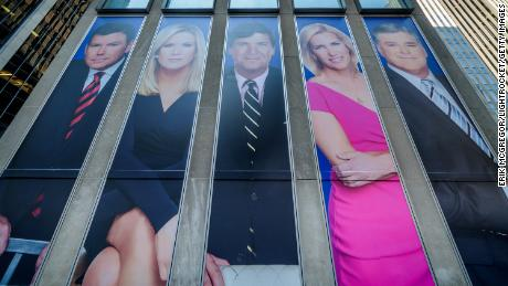 Fox News brass to network hosts and personalities: Do not identify the whistleblower
