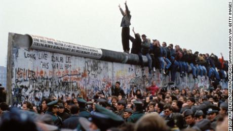 Portare lo spirito del 1989 indietro per salvare la democrazia Europea oggi