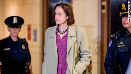 READ: Transcript of the testimony of the House, former White House aide, Fiona Hill