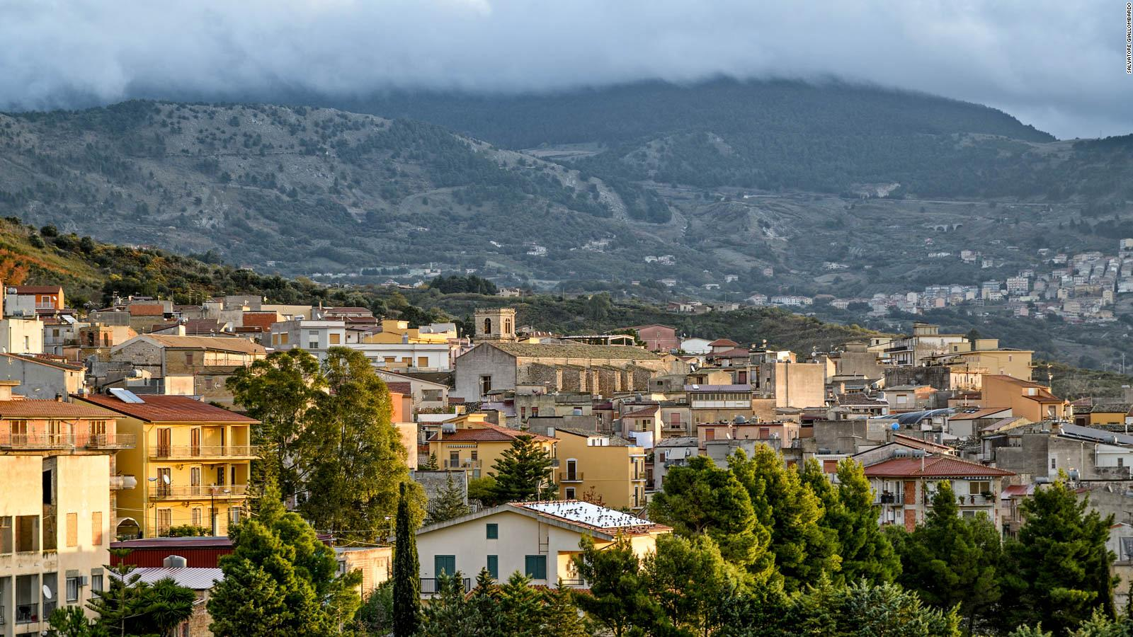 Bivona Sicily Is Latest Italian Town Selling Homes For 1 Cnn Travel