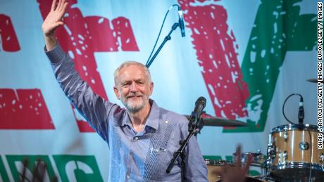 Jeremy Corbyn was once a radical outsider. Now he has the chance to transform the UK