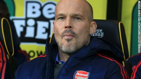 Arsenal's interim head coach Freddie Ljungberg potrebbe non terminare l'Arsenal's win-meno streak.