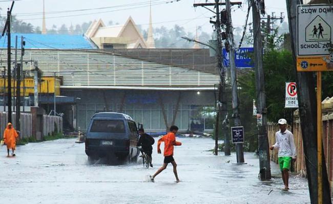 Typhoon Tisoy Update Kammuri Kills 4 People After Making