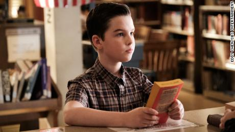 "Iain Armitage stars as the 9-year-old Sheldon Cooper in the spin-off prequel ""Young Sheldon."""