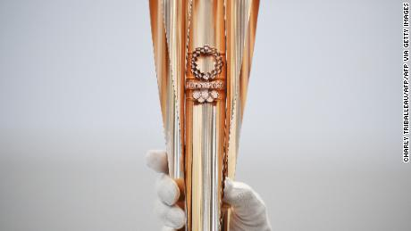 10,000 torchbearers will help pass the Tokyo 2020 Olympic Games torch around 47 prefectures until the torch arrives at the Tokyo stadium on July 23, 2021.