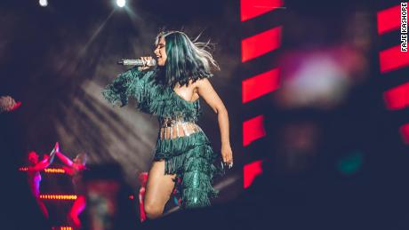 Cardi B's mini West Africa tour has ended, here are some of her memorable moments
