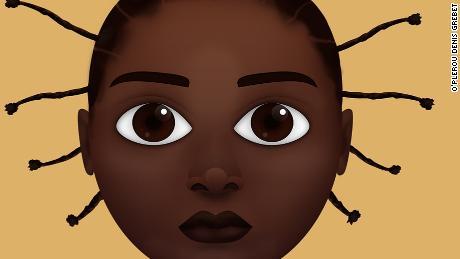 นักเรียนสร้างอิโมจิแอฟริกันเพื่อเปลี่ยนเรื่องราวของแอฟริกาจากความยากจนเป็นความสวยงาม