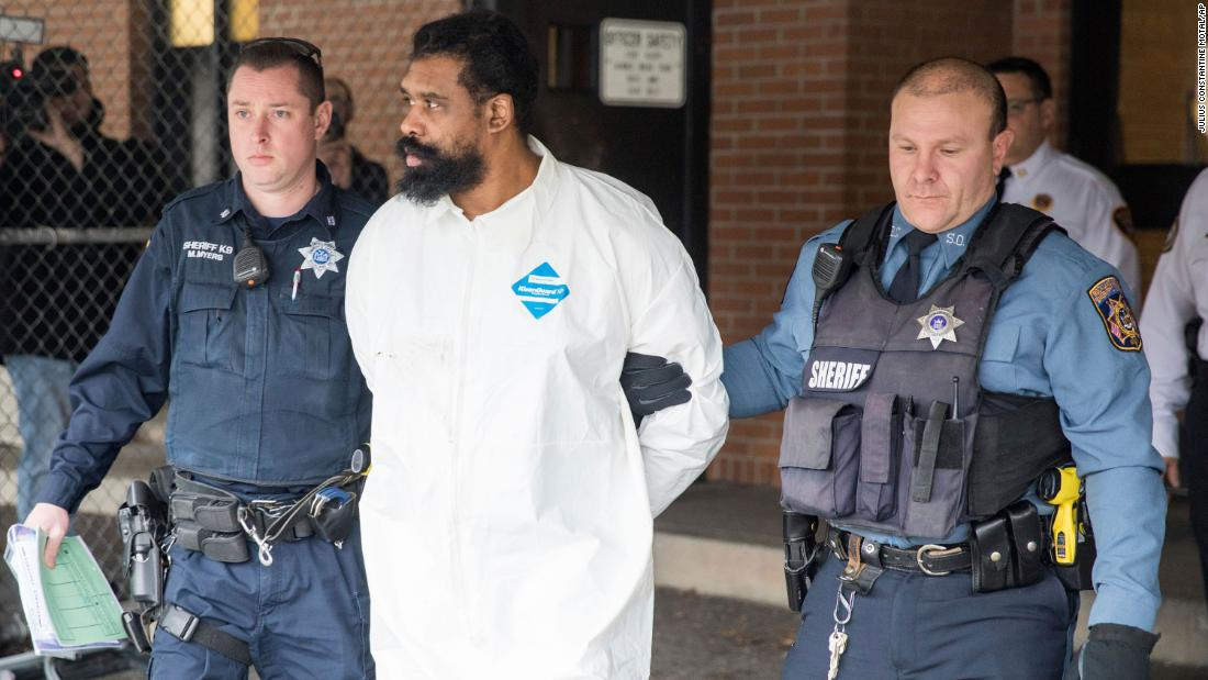 Photo of Hanukkah stabbings suspect was interviewed beforehand in reference to November 20 stabbing