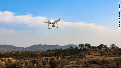 Authorities are looking for the vehicle connected to mysterious drones flying in Colorado and Nebraska