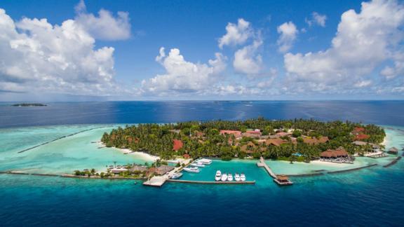 Kurumba Maldives in Vihamanafushi, Maldives