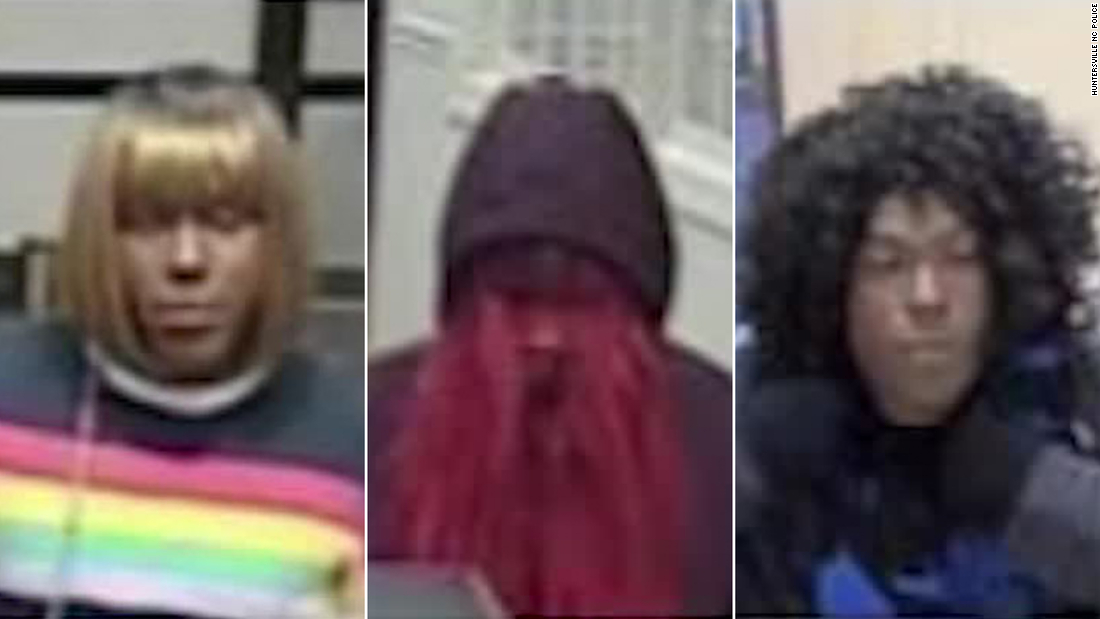 Photo of Authorities are in search of a financial institution robber they name the 'Dangerous Wig Bandit'