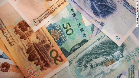 Yuan rises as US lifts China's currency manipulator label