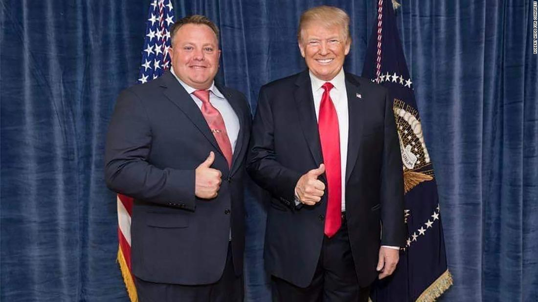 Photo of Connecticut GOP chair requires Robert Hyde to drop out of Home race
