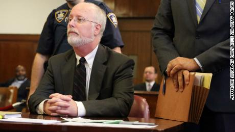 Dr. Robert Hadden appears in Manhattan Supreme Court on Thursday, September 4, 2014.  (Photo by Jefferson Siegel/NY Daily News via Getty Images)