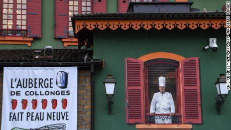 Sacrebleu! Michelin strips third star from legendary Bocuse restaurant after 55 years