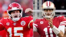 The Kansas City Chiefs will be facing the San Francisco 49ers in Super Bowl LIV.