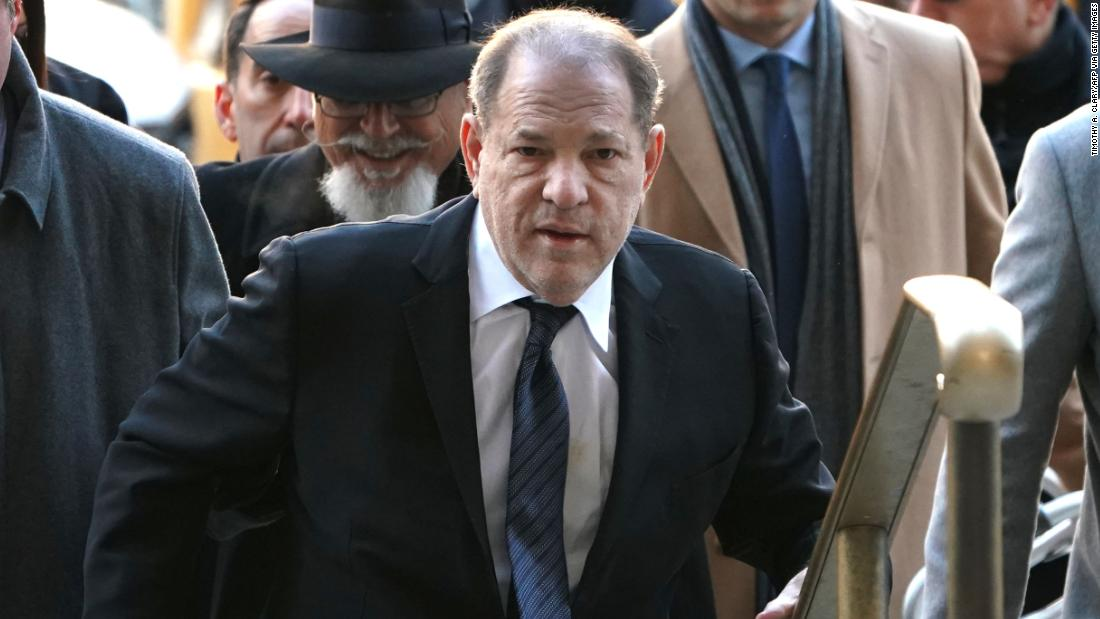 Photo of Harvey Weinstein's trial: the former actress testifies that the producer raped her and that she had a 'fragile ego'