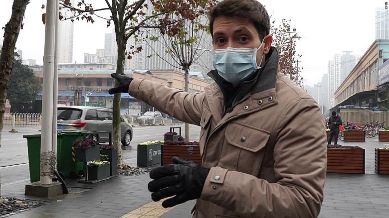 Wuhan coronavirus death toll rises to 17 with 547 infected in ...