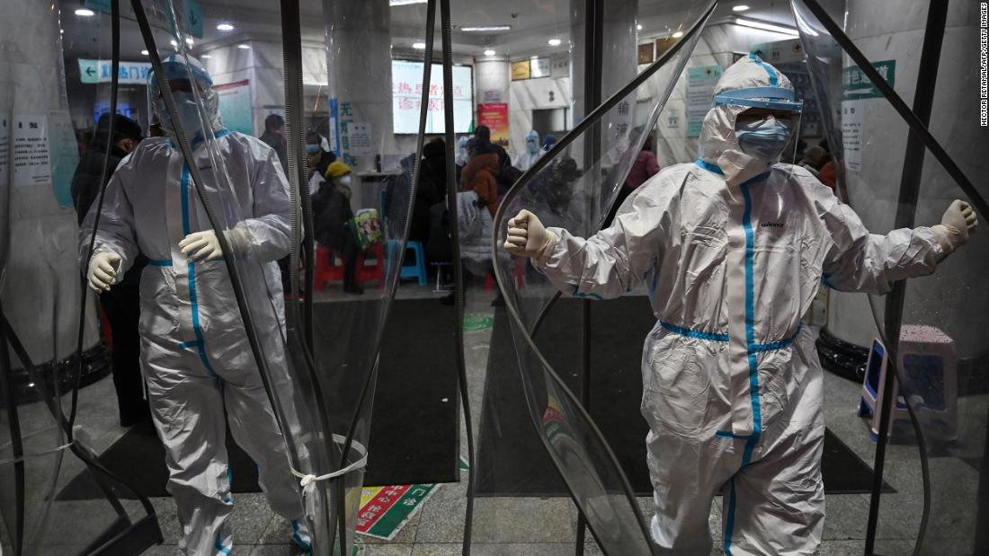 The United States advises citizens to reconsider their trip to China after the coronavirus epidemic