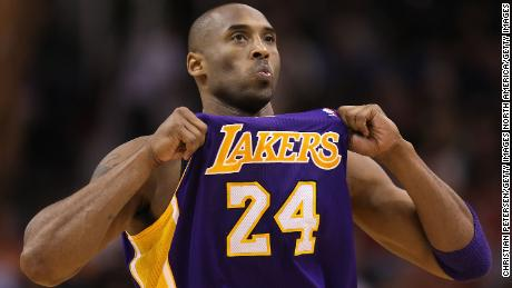 He was born to play basketball, but for Kobe Bryant that was never enough