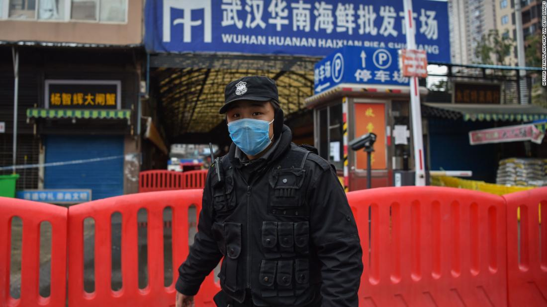 Photo of China's unprecedented reaction to the Wuhan virus probably could not have been accomplished in any other country