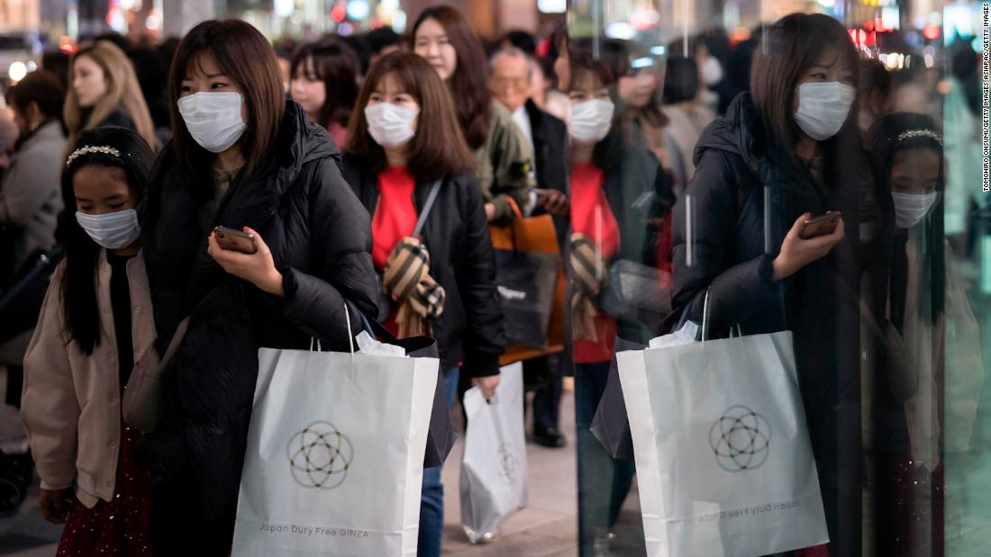 Japan tourism company faces 20,000 cancellations from coronavirus ...