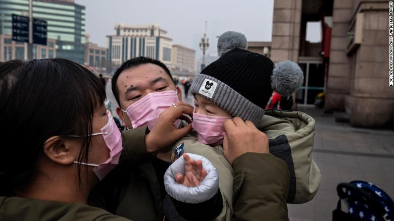 Wuhan coronavirus: Death toll tops 100 as infection rate ...