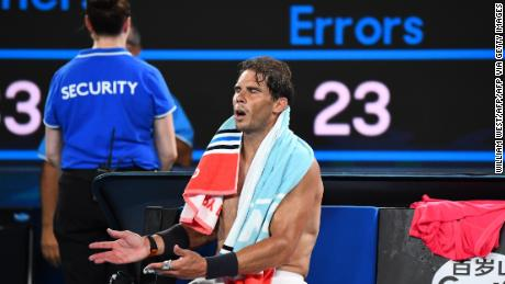 Nadal won his sole Australian Open title 11 years ago.