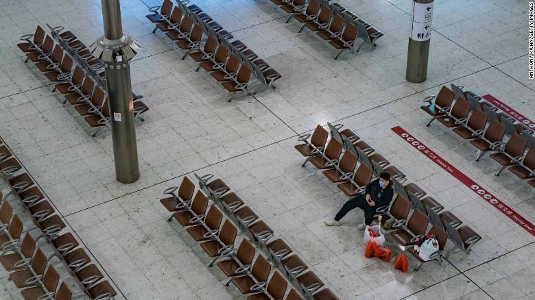 Travel restrictions go into effect to combat coronavirus spread in ...