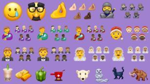 There won't be new emoji in 2021 because of coronavirus