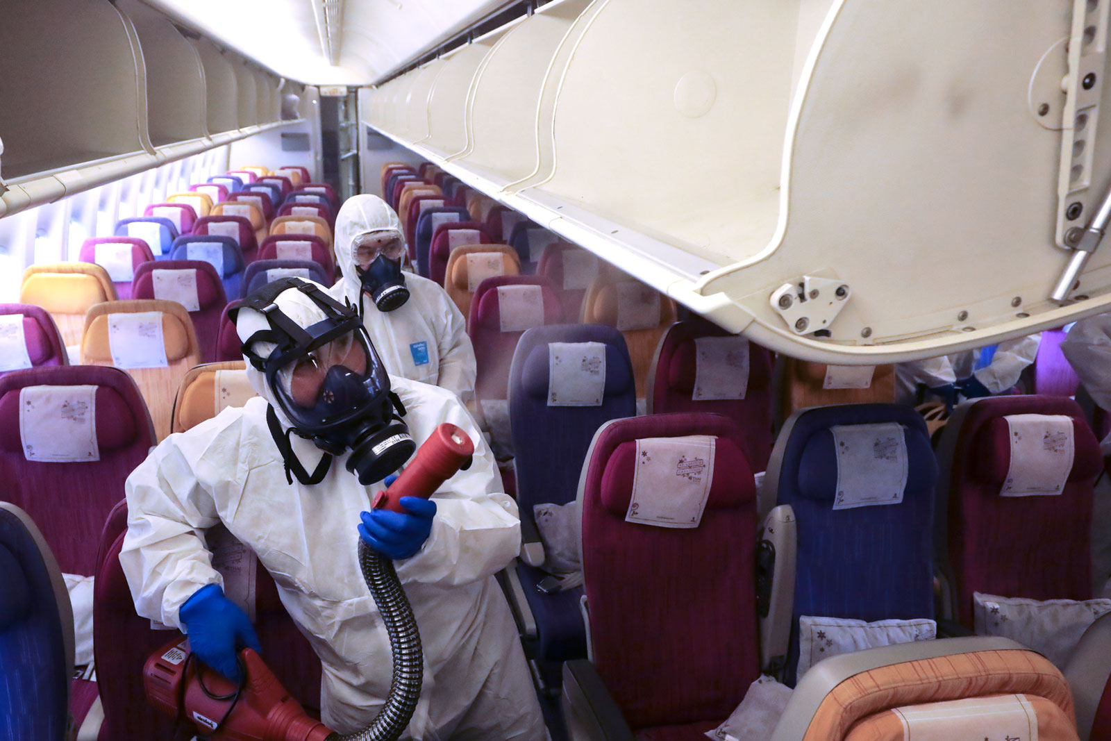 What airlines are doing to prevent the spread of coronavirus | CNN ...