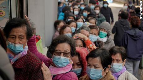 Coronavirus fears reawaken SARS nightmare in Hong Kong - CNN Video