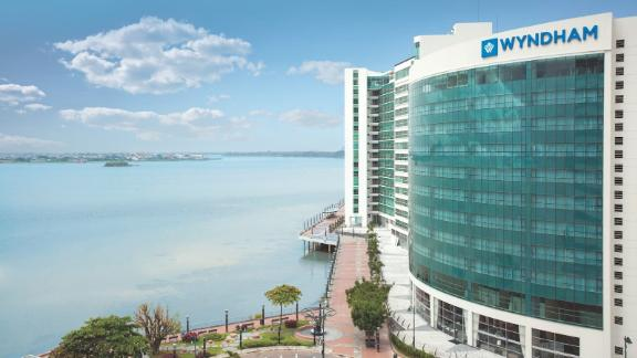 You can transfer Capital One miles to Wyndham Hotels and 18 other travel partners.