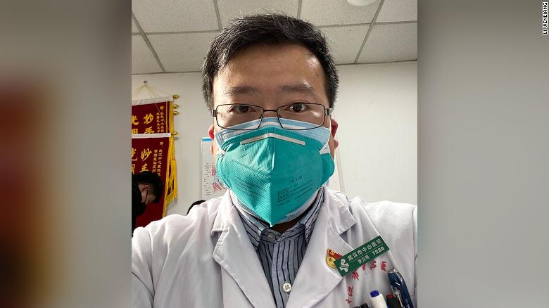 The fallout from the death of a Chinese doctor is turning into a ...