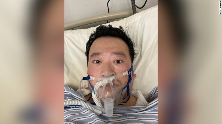 Wuhan hospital announces death of whistleblower doctor Li Wenliang ...
