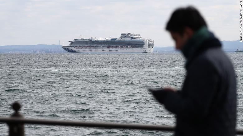 Cruise ships quarantined in Asia amid coronavirus outbreak - CNN