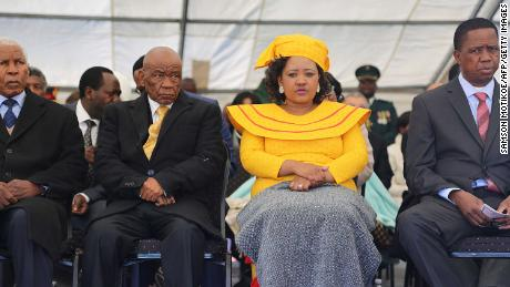 Lesotho Prime Minister fails to show up in court to face murder charge