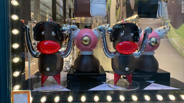 A New York-Based civil rights attorney filed a complaint with the New York City Human Rights Commission after spotting questionable dolls in a Prada store window in Soho in December 2018.