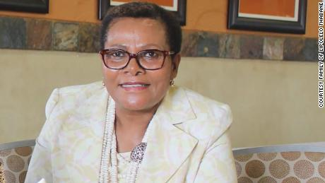 Lipolelo Thabane was shot dead two days before her estranged husband's inauguration for a second term as PM.