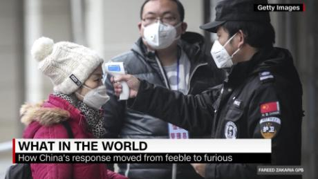 What in the World: China wages war on the Wuhan Coronavirus - CNN ...