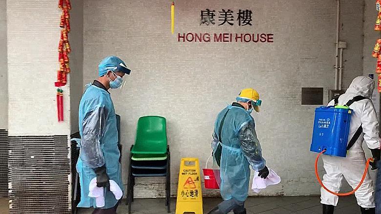 How can the coronavirus spread through bathroom pipes in Hong Kong ...