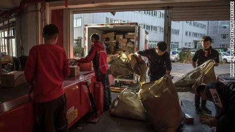JD.com is hiring 20,000 people who cannot work because of the coronavirus