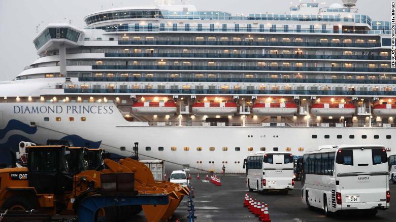 11 cruise ship passengers test positive for coronavirus, Nebraska ...