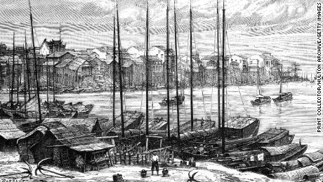 A history of Wuhan, one-time Chinese capital and coronavirus ...