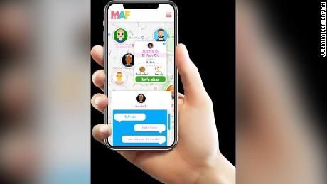 This app helps people with special needs make friends