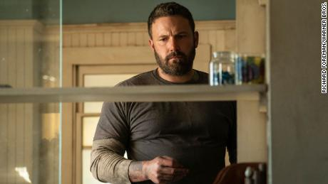"""Ben Affleck in """"The Way Back."""""""