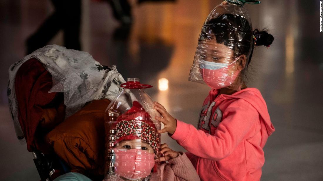 The Coronavirus Goes Global Travel Bans Face Masks And Fear