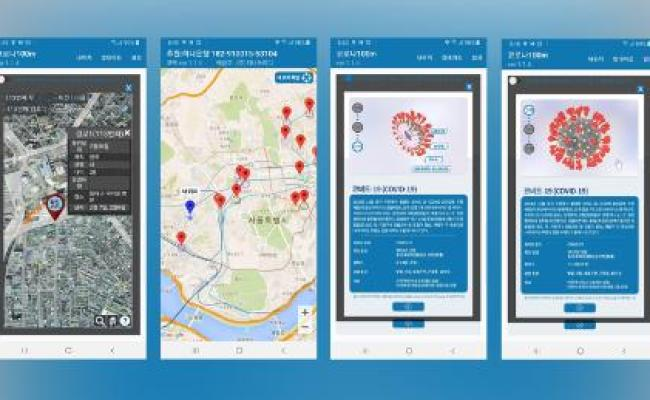 Coronavirus Mobile Apps Are Surging In Popularity In South