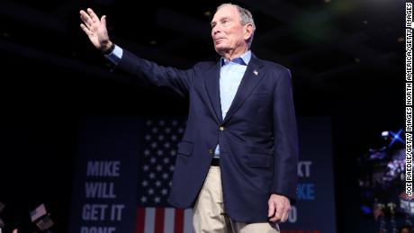 Bloomberg raises $16 million to help ex-felons in Florida vote